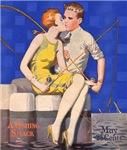 Kissing & Fishing
