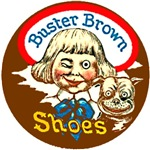 1910 Buster Brown Shoes #1