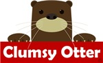 Clumsy Otter