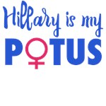 Hillary Clinton POTUS I'm With Her  Hillary for PO
