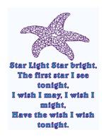 STAR LIGHT ~ STAR BRIGHT..