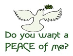 PEACE OF ME?