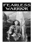 FEARLESS WARRIOR ~ Joan of Arc