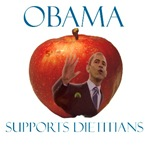 Obama Supports Dietitians