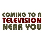 Television Coming Soon T-shirts & Gifts