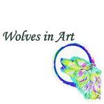 Wolves in Art
