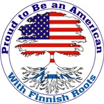 Proud to be an American with Finnish Roots