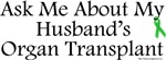 Ask Me Husband Transplant