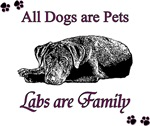 Labs are Family