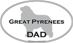 Great Pyrenees DAD