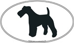 Wire Fox Terrier Silhouette
