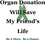 Friend Organ Donation