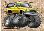Fullsize Ford Bronco