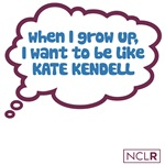 ...Be Like Kate Kendell
