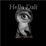 black and white Hello Dali