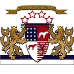 American pit bull terrier coat of arms