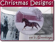 Unique Holiday Horse Gifts!