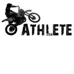 Motocycle, motocross, athlete. Clothing & gifts