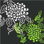 PB: Moss, White & Lime