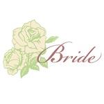 Bride: Vintage Rose (Cream, Green & Old Rose)