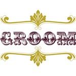Groom (Wine & Chartreuse)