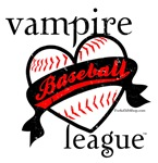 Vampire Baseball League - Blank on Back