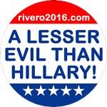 A Lesser Evil Than Hillary