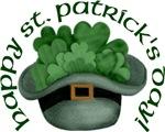 Click Here For Shamrocks Design