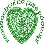 Click Here For Irish Lace Heart (Gaelic)