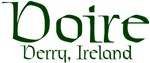 County Derry (Gaelic)