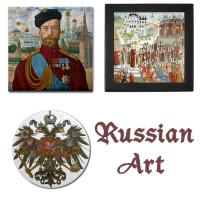 NEW! Russian Cultural Art