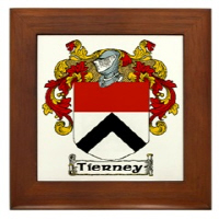Tierney Coat of Arms & More!