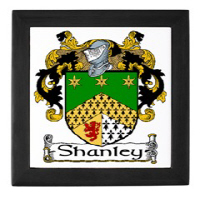 Shanley Coat of Arms & More!