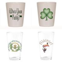 Glasses (Shot Glasses & Pints)