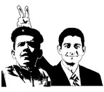 Paul Ryan gives Obama the Rabbit Ears