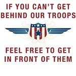Get Behind Our Troops