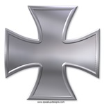Iron Cross Chrome