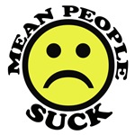 Mean People Suck Smiley
