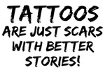 Tattoos Scars Stories