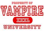 Vampire University Halloween T-Shirts