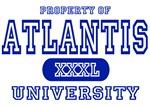 Atlantis University T-Shirts