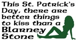 St. Patrick's Blarney Stone T-Shirts