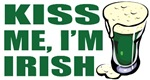 Kiss Me, I'm Irish St. Pats T-Shirts