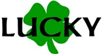 Lucky Shamrock Irish T-Shirts