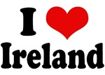 I Heart Ireland Love T-Shirts