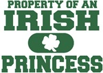 Property of an Irish Princess T-Shirts