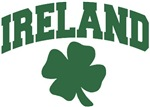 Ireland Shamrock T-Shirts