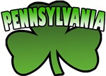 Pennsylvania Shamrock T-Shirts