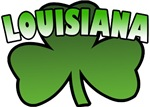 Louisiana Shamrock T-Shirts