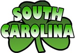 South Carolina Shamrock T-Shirts